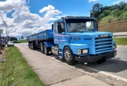 Caminhão Graneleiro SCANIA 113 360 Ano 1995