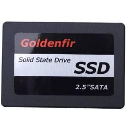 """*PROMOÇÃO* HD SSD Godenfir 2.5""""SATA NOVO 128GB e 256GB*"""