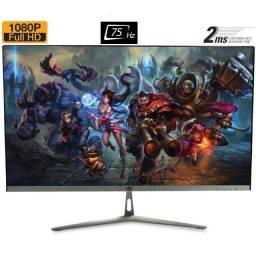 "Monitor HQ Gamer, 21.5"", LED, 75hz, Full HD, Widescreen"