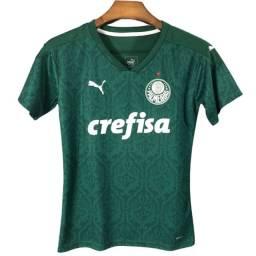 Camisa Palmeiras I 20/21 Feminina Libertadores