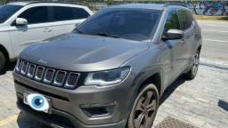 Jeep Compass Longitude 2017 Mitsubishi raion Falar com Fábio Mattos
