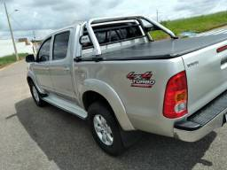 Toyota Hilux 3.0 SRV Automática 2011