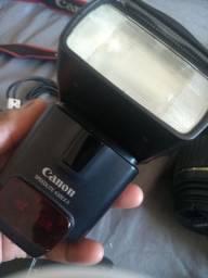 Câmera Canon 7D Kit Completo