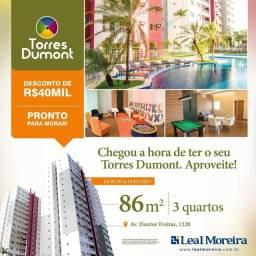 Torres Dumont 86 m2