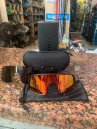 Óculos p/ciclismo marcas oakley e 100%
