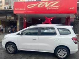 Chevrolet Spin 2015 LT, GNV, Preço real! Financiamento ate sem entrada.