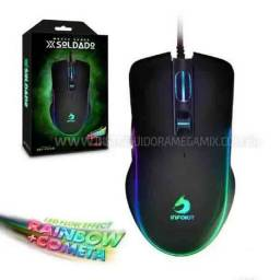 Mouse gamer Infokit RGB Dpi controlavel