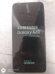 Samsung A20 32 gigas Mem todo perfeito e bem conservado