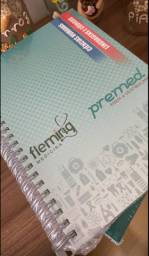 Livros curso pré vestibular Fleming Medicina