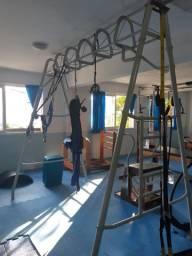 Estação de treinamento funcional