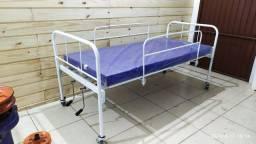 Cama Hospitalar Direto da Fábrica