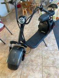 Moto elétrica scooter 1500 watts nova zero km com garantia de fábrica