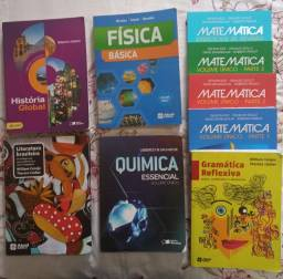 Livros ensino médio Unasp