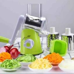 Ralador cortador e fatiador de legumes e verduras tabletop Tabletop Drum