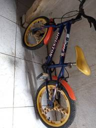 bicleta infantil.