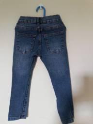 Calça jeans - Tamanho 3