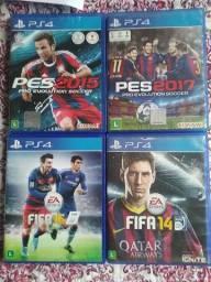 Futebol - PS4