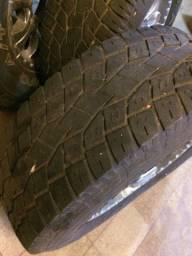 Rodas e pneu f 250