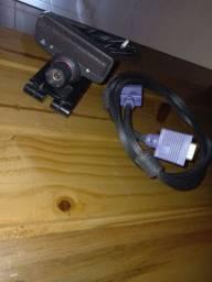Vendo câmera do play 3 e um cabo HDMI