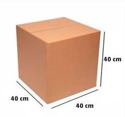 Cx papelão 40x40x40 pct com 20