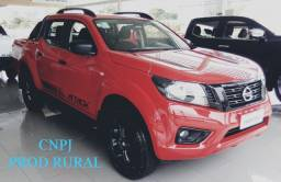 Nissan Frontier attack 4x4 a/t