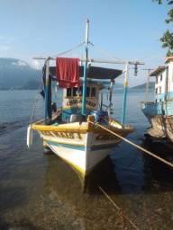 Barco traineira