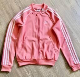 Jaqueta Adidas sst tt Rosa