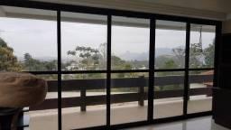 Freguesia condominio casa 5 suites mobiliada terreno 1200m2 2 piscina lazer total 4 vgs