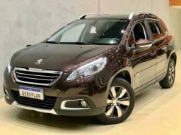 Peugeot 2008 1.6 16V Flex Griffe 4P Automático - 2017/2018