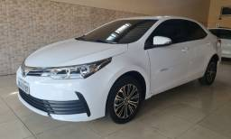 Título do anúncio: Corolla Gli 2018 Automatico ano 2018 47mil km todo revisado na css (carro conservado)