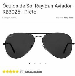 Óculos de sol Ray-ban lentes polarizado