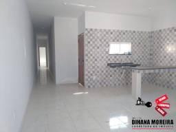 casa nova em paracuru-ce, com 2 quartos, Poço. (documentação inclusa)