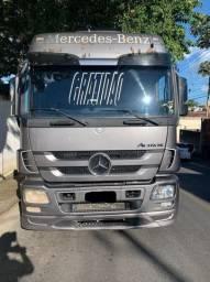 Mercedes Bens Actros 2546 2013 6x2