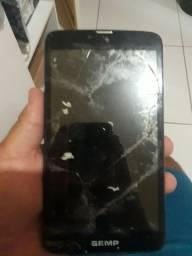 Tablet pra retirar peças