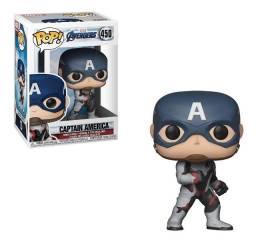 (Novo) Funko Capitão América Marvel