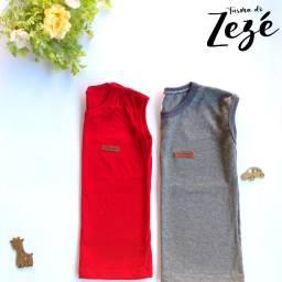 Regata Infantil - Regata Masculina - Camisa para Meninos