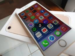 iPhone 7 gold 32 gigas
