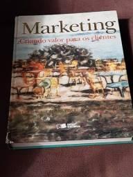 Livro Marketing - Criando Valor para clientes