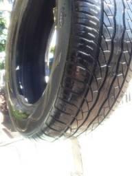 4 pneus 15 quase zero medida 205 60 15