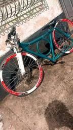 bicicleta rebaixada Monark