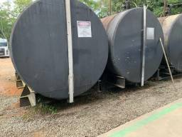 Tanque de 15 mil litros