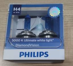 Lâmpada H4 Philips Diamond