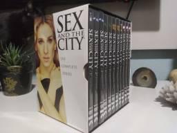 Sex and The City - 1ª a 6ª temporada