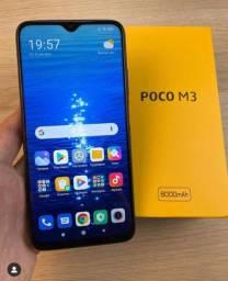 Novidade - Lindo SmartPhone Poco M3 - Garanta já o seu lançamento da Xiaomi