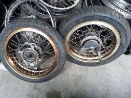 Rodas stx motard