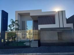 Título do anúncio: Casa Alto Padrão com 3 suítes à venda, 343 m² por R$ 1.700.000 - Centro - Junqueirópolis/S