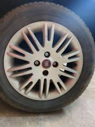 Rodas 15 Fiat