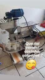 Maquina de coxinha e salgados