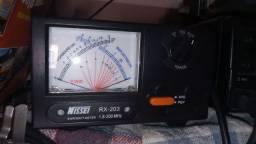 Radioamadorismo medidor de roy hf e vhf