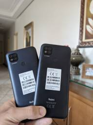 Xiaomi Redmi Note 9c 64gb LACRADO, com Garantia e Nota da loja!!! Aceitamos cartão!!!